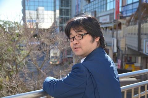 2012年11月入社 関谷宣雄(38)