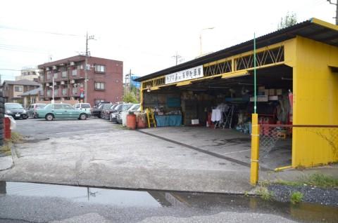 有楽町車庫
